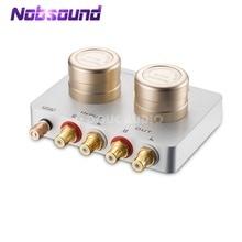 Nobsound transformador de Audio de paso hacia arriba, Cartucho de etapa móvil MC, preamplificador pasivo para teléfono PC/reproductor de CD/tocadiscos MC