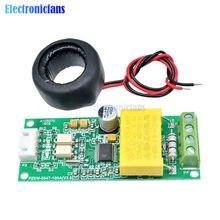 Compteur numérique multifonction ca, Module de Test de courant TTL avec bobine 0-100A 80-260V AC pour Arduino