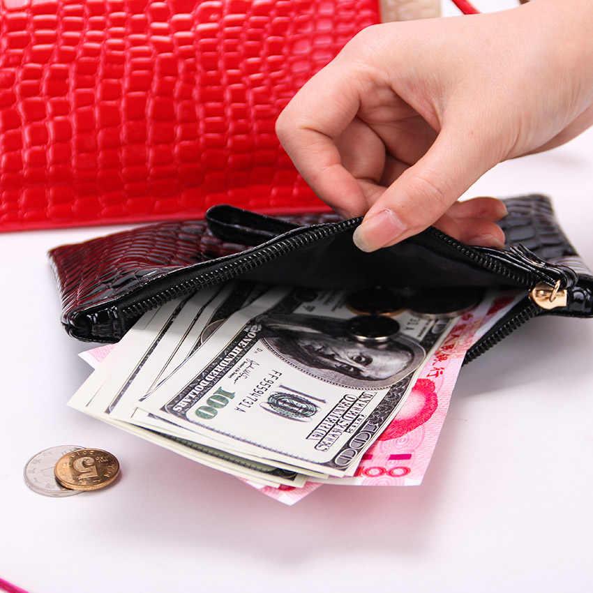 1 шт. женский клатч на молнии бумажник большой емкости бумажники, Женский кошелек женские кошельки для телефона Карманный держатель для карт Carteras много цветов