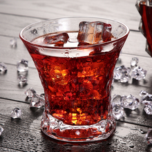 HOT SALE!!! Rounded Crystal Whiskey Glass