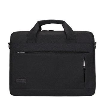 Litthing duża pojemność laptop torebka dla mężczyzn kobiet Travel Aktówka Bussiness Notebook torba na 14 15 calowy MacBook Pro PC