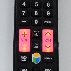 Image 2 - Remote Control with back light AA59 00580A FOR Samsung LCD TV UN32EH5300F UN32EH5300FXZA UN40EH5300F UN40EH5300FXZA UN40ES6100F