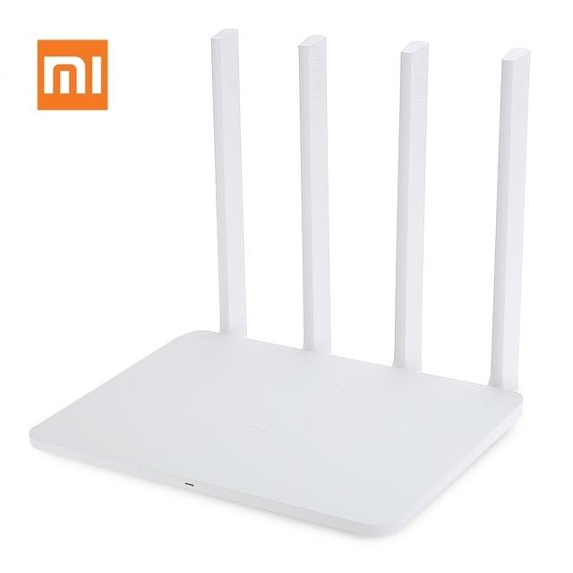 Оригинальный Xiaomi Mi WiFi беспроводной маршрутизатор 3g 1167 Мбит/с Wi-Fi ретранслятор 2,4 г 5 ГГц двухдиапазонный 128 МБ 256 МБ 4 wifi-маршрутизатор двухдиапазонный управление приложением