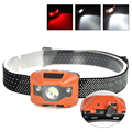 Portable 3W LED Head lamp Light 4 Modes for Bicycle Hiking Camping Rechargeable 600 Lm Headlamp Linterna Frontal + USB Charger