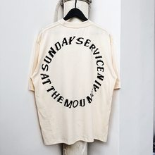 1ccb868a Kanye West Sunday Service Holy Spirit CPFM T Shirt Men Women Streetwear  Harajuku T-shirt Xxxtentacion Cotton Kanye West Tshirt