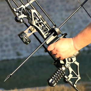 30-50LBS Metal handle bow Recu
