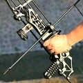 30-50LBS Metalen handvat boog Recurve Boog voor Rechtshandig Boogschieten Boog Schieten Jacht Game Practise tool Russische koper kan kopen