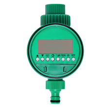 Умный автоматический таймер полива контроллер орошения соленоидный разбрызгиватель с клапаном садовый оросительный регулятор системы ЖК-дисплей
