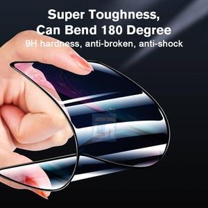 Image 5 - פיצוץ הוכחת רך קרמיקה סרט עבור iPhone 7 8 6 6S בתוספת אנטי טביעת אצבע מט סרט עבור iPhone X XS MAX XR מסך מגן