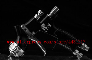 Image 3 - lvmp professional gti pro lite spray gun TE20 T110 1.3/1.8mm water based paint car automotive paint spray gun