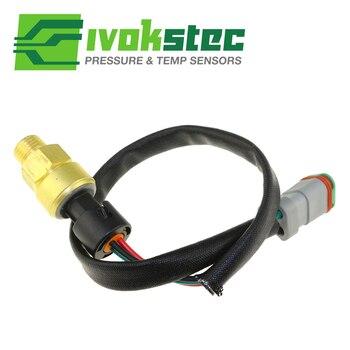 HD масло давление группа GP-давление атмосферный сенсор переключатель для гусеницы CAT бульдозер C12 C15 C27 3406E 194-6722 1946722