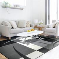 133X190CM European American Fashion Carpets For Living Room Home Bedroom Rugs And Carpets Coffee Table Nylon
