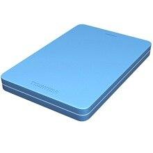 """Toshiba Canvio Alumy USB 3,0 HDD жесткий диск 2,"""" 500 г/1 ТБ/2 ТБ внешний Портативный жесткие диски Disque настольного ноутбука(11,11"""