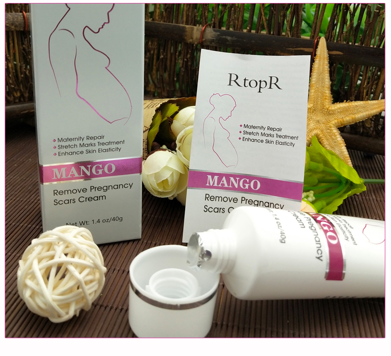 Манго удалить беременность шрамы крем от акне растяжки лечение Материнство ремонт анти-старения против морщин укрепляющие кремы для тела