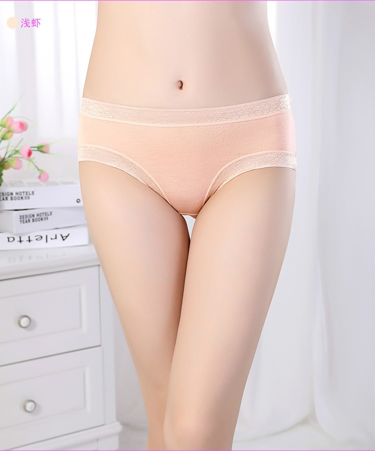 <font><b>Sexy</b></font> Waist Underwear Women Briefs Size M L Bamboo Seamless Butt Lifter Multicolor Woman Panties <font><b>2014</b></font> New brand 3pcs/Lot image