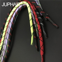 1 Pair Men Outdoor Sport Casual Multicolor Bumps Round Shoelace Hiking Slip Rope Shoes Laces Sneakers Shoelaces Skate Boot Laces цены онлайн