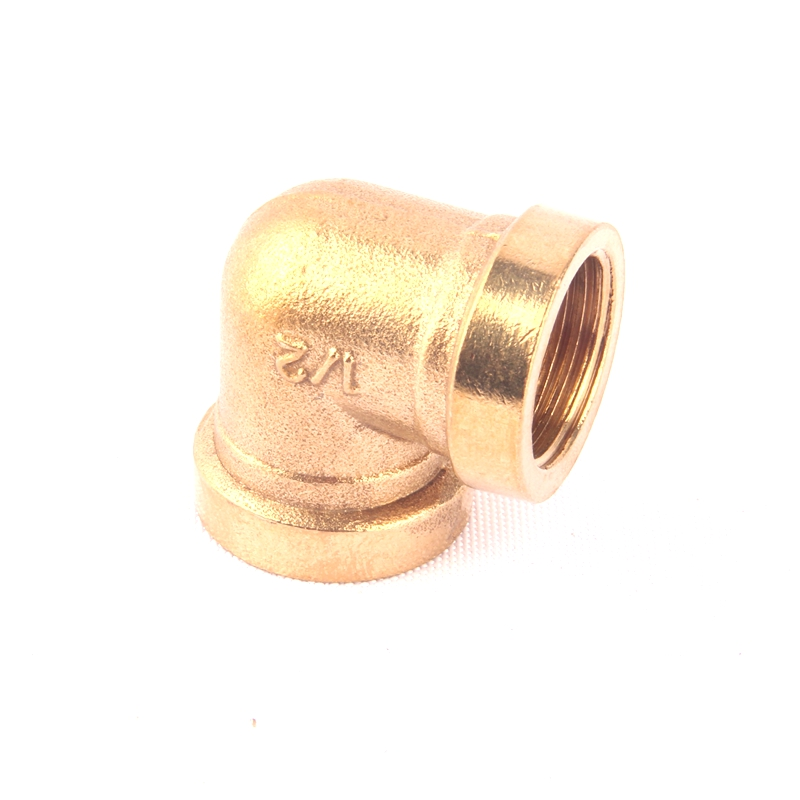 1pc 1 2 inch female thread brass elbow connector 90 degree. Black Bedroom Furniture Sets. Home Design Ideas