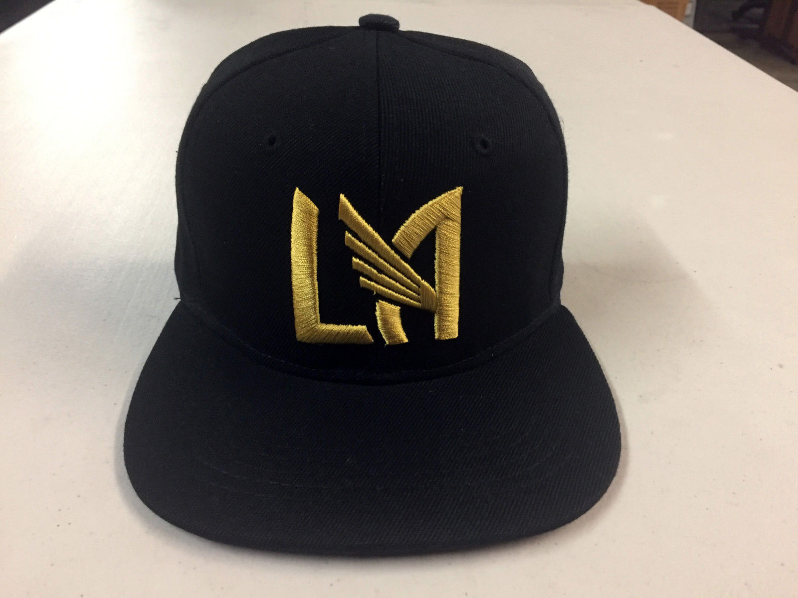 online store 92a0f 82551 ... coupon code for los angeles fc snap back cap hat lafc embroidered adjustable  football club basebal