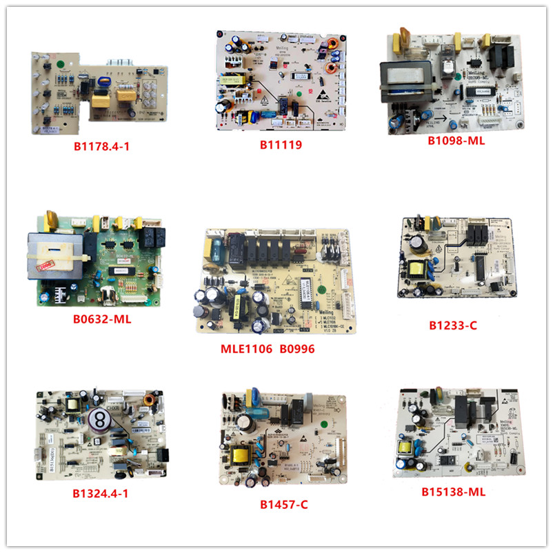 B1178.4-1| B11119| B1098-ML| B0632-ML| B1233-C| B1324.4-1| B1457-C| B15138-ML Used Good Working
