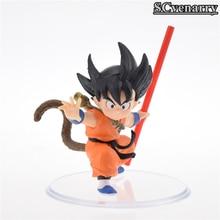 Dragon Ball Son Goku Childhood Edition PVC Action Figures  PVC