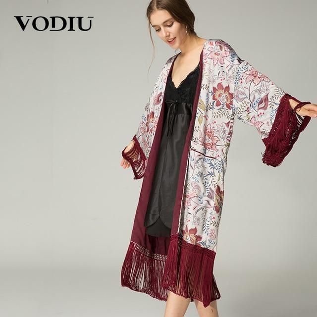 Aliexpress.com : Buy Blouse Shirt Women Kimono Cardigan Female ...