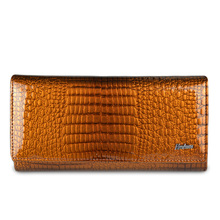 Women Genuine Leather Wallet Model 1