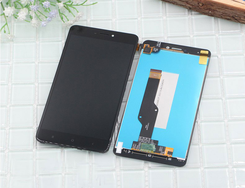 Image 5 - Tested LCD Display +Frame For Xiaomi Redmi Note 4 Global Version Snapdragon 625 Touch Screen LCD Digitizer Redmi Note 4X-in Mobile Phone LCD Screens from Cellphones & Telecommunications