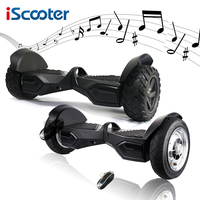 IScooter Hoverboard 10inch 9inch Electric Scooter 2wheel Smart Scooeter With Bluetooth And Remote Skateboard Roller Have