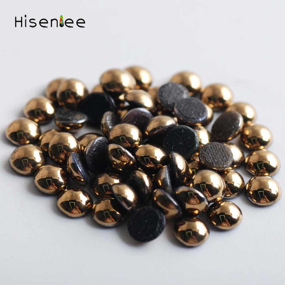 Detail Feedback Questions about Black Ceramic Dome Studs Hot fix ... dcb9ecf8a485