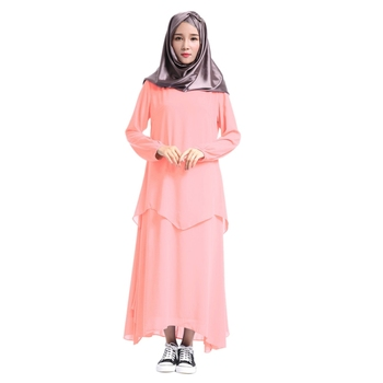 7983e66150e 2018 женские мусульманские платья модные исламский