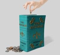 Harz Bargeld Sichere Versteckte Wörterbuch Buch Home safe Geld Box Münze Storage Bücher Sicherer Geheimer Sparschwein Cofre