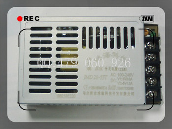 [JIYUAN] 20W JMD20-55T 5V3A -5V1A - switching power supply  --5PCS/LOT