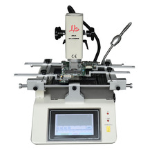 цена на hot air mobile repair system soldering station LY 5200 touch screen 3 zones for phone chips  tool