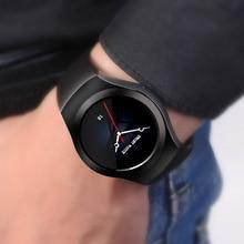 K18 K8 X5 Bluetooth Smart Uhr MTK2502C Voll Runde Touch Screen Unterstützung SIM TF Karte Smartwatch Tragbares Gerät für IOS Android