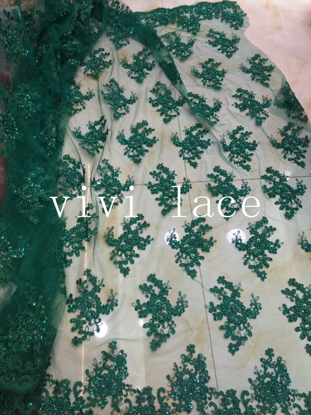 ... beads embroidery luxury mesh lace fabric for wedding evening dress party 47d054115a0e