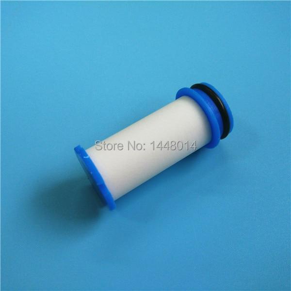 Buena calidad impresora de codificación Imaje a Imaje 9040 S8 impresora de inyección de tinta blanca filtro principal Imaje 5553 filtros
