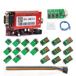Image 2 - UPA USB programcı V1.3 için sürüm ana ünitesi UPA USB adaptörü ECU Chip tuning UPA USB UPA USB 1.3
