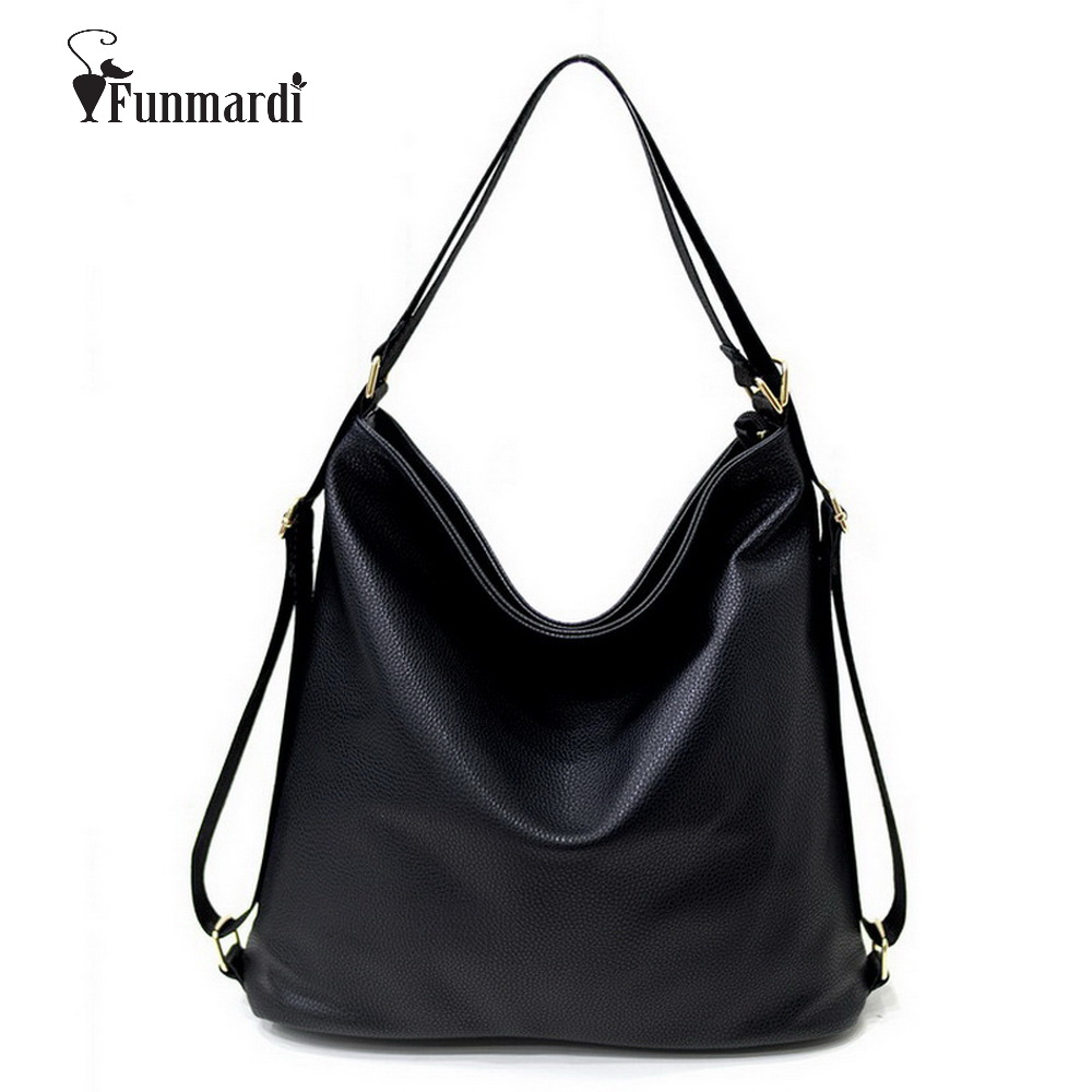 Nueva llegada función Multi bolsos de hombro bolsas de vagabundos bolsas de diseñador para mujeres de las señoras de moda de cuero de la PU bolsas WLHB1410