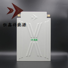 HXX 11.1V 42AH 500W Ternary Battery Pack BMS for Electric Fish Machine ABS Case with Backpack Gift  Customization Neutral Brand