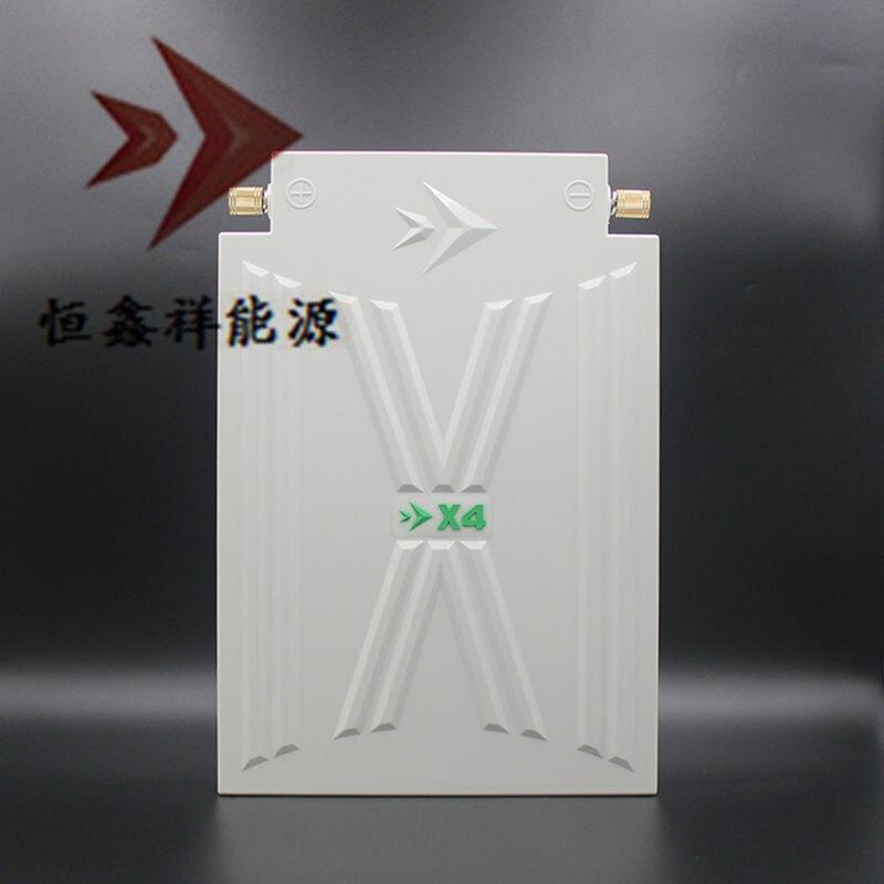 HXX Lithium-ion Cycle profond étanche BMS 500 W 12 V 30Ah batterie pour ordinateur portable électrique énergie extérieure stockage solaire