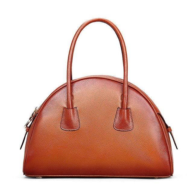 Women Leather Handbags 2016 Vintage Women Purses And Handbags Solid Zipper Shell Bag Woman Handbag  Casual Totes Bags Female Bag