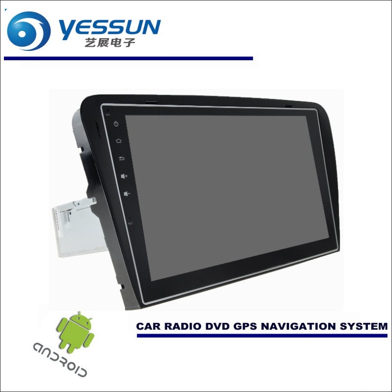 YESSUN Car Android Navigation System Radio Stereo Player GPS Navi HD Screen Multimedia - For Skoda Octavia MK3 5E A7 2013~2016 цена