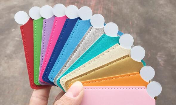 50pcs Stainless steel Unbreakable Small Mirror