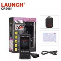 Start DIY Scanner CReader 9081 Volle OBD2 Scanner/Scan Tool Diagnostic OBDII + ABS + SRS + Öl + EPB + BMS + SAS + DPF Injektor programm CR9081