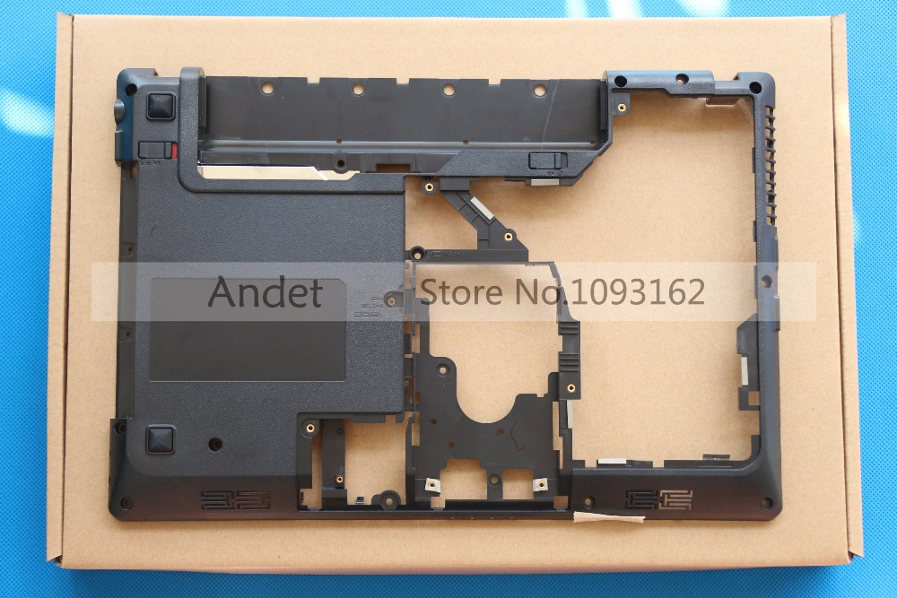 New Original for <font><b>Lenovo</b></font> <font><b>G470</b></font> G475 Bottom Base Lower <font><b>Case</b></font> Cover with HDMI AP0GL000800 without HDMI AP0GL000900 image