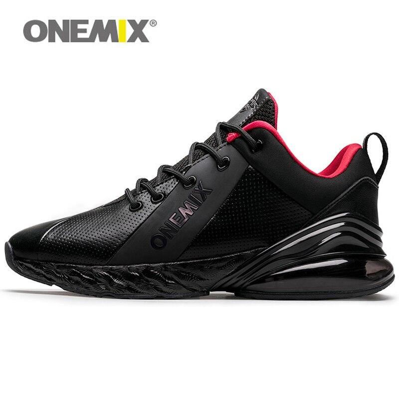ONEMIX 2019 hommes Trianers demi paume 270 Air coussin chaussures de course pour femmes baskets Zapatillas Hombre Deportiva Max 12.5