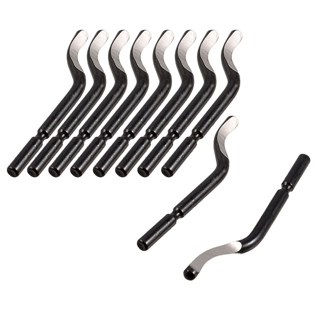 Brand New Repair Part Deburred Tool BS1010 S10 Deburring Blades 10 Pcs