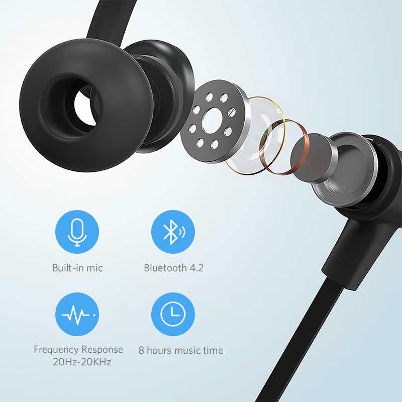 Mifa S1 słuchawki bezprzewodowe sportowe słuchawki bluetooth IPX5 wodoodporny bezprzewodowy zestaw słuchawkowy do telefonów