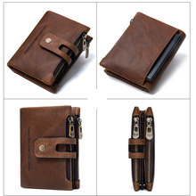 Men's Hot Genuine Leather Wallet