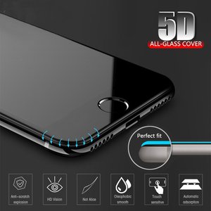 5D Curved Full Cover Tempered